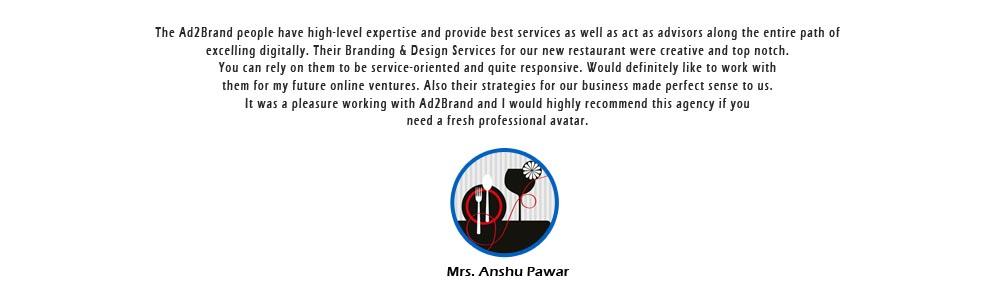 Branding and designing_Anshu Pawar