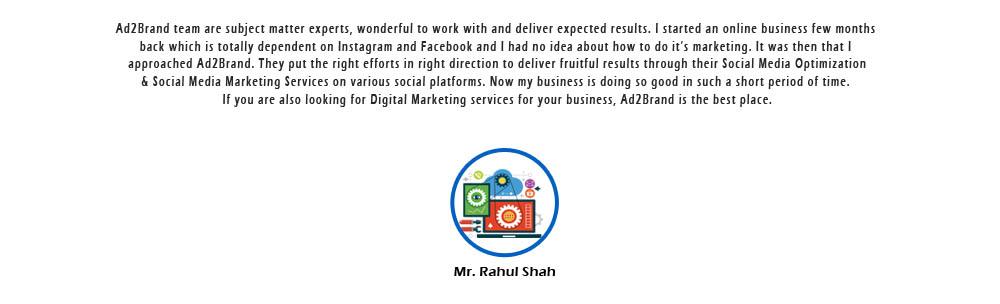 Website development_Rahul Shah