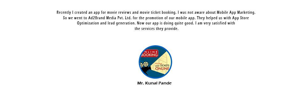 Mobile App Marketing_Kunal Pande