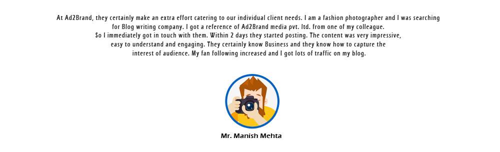 Blog writing_Manish Mehta