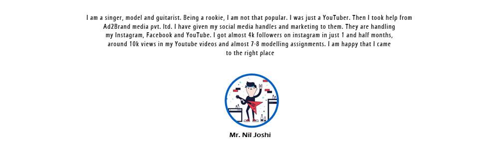 Social Medial Marketing_Nil Joshi