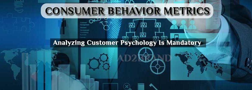 Consumer Behavior Metrics