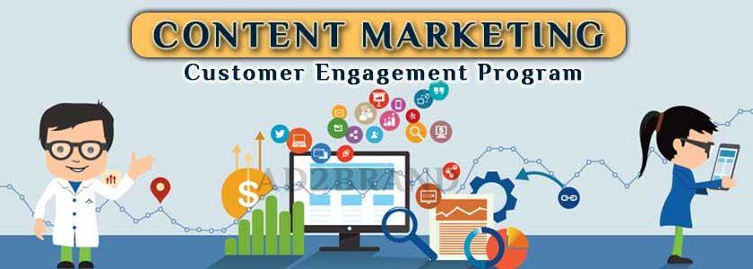 Content Marketing (Customer Engagement Program)