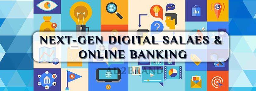 Next-Gen Digital Sales and Online Banking
