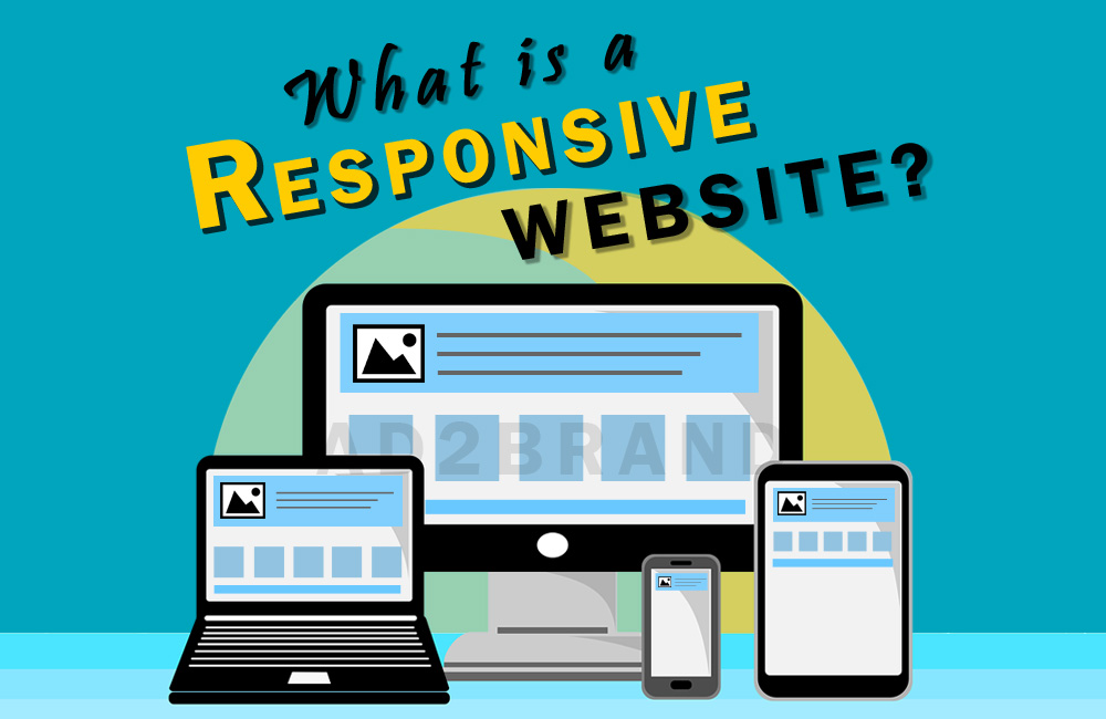 What do you mean by responsive website