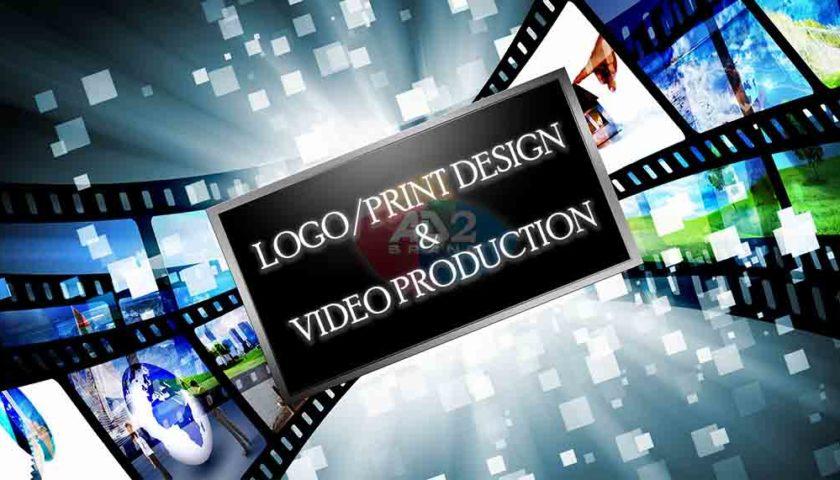 Logo Print Video