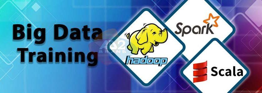 Big Data Training with Hadoop + Spark & Scala
