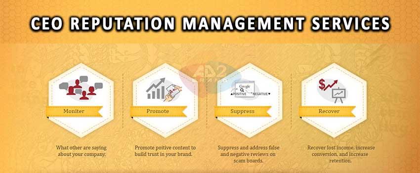 CEO Reputation Management Services
