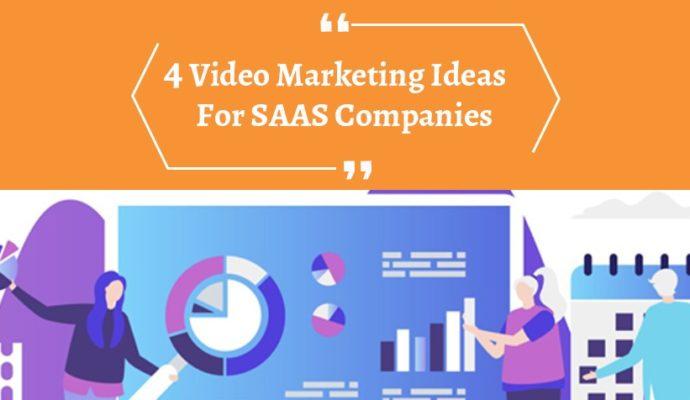 4 Video Marketing Ideas For SAAS Companies