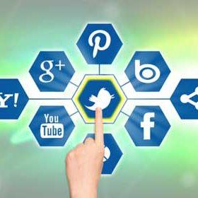 Attractive Social Media Presence